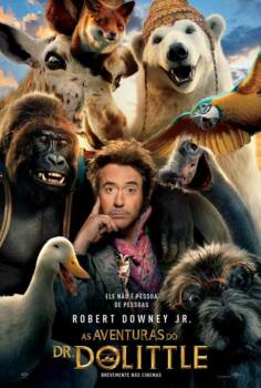 Dolittle Legendado HD
