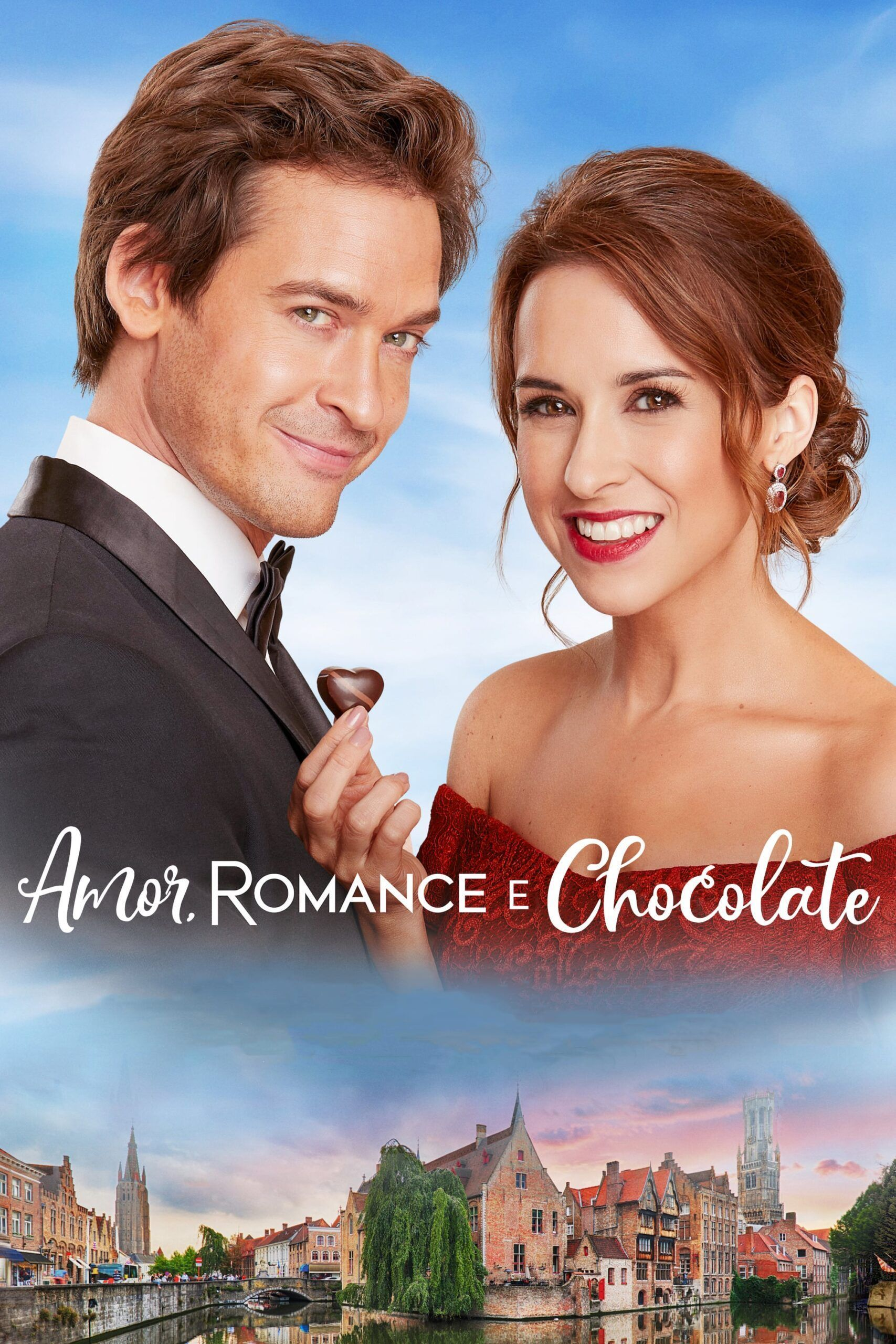Amor, Romance e Chocolate Dublado HD