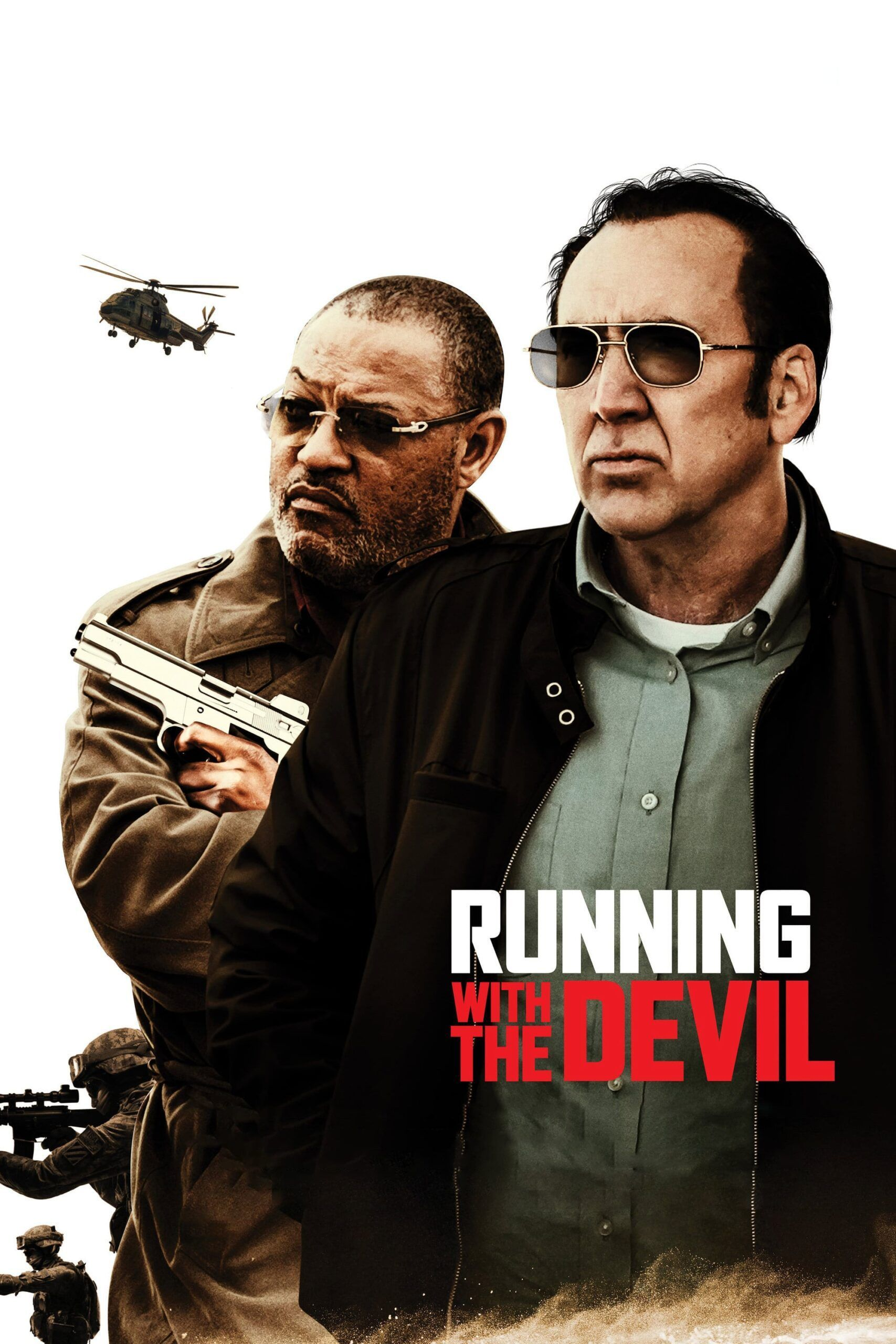 Running with the Devil Dublado HD
