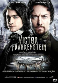 Victor Frankenstein Legendado HD
