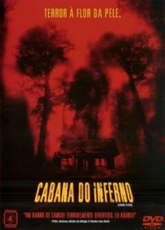Cabana do Inferno Dublado HD