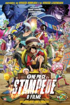 One Piece: Stampede Legendado HD
