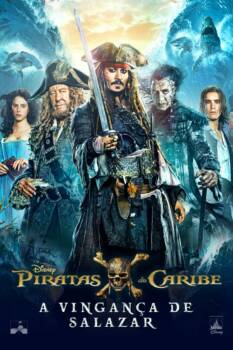 Piratas do Caribe: A Vingança de Salazar Legendado HD