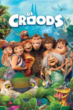Os Croods Dublado HD